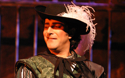 Constantinos Yiannoudes as Don Giovanni