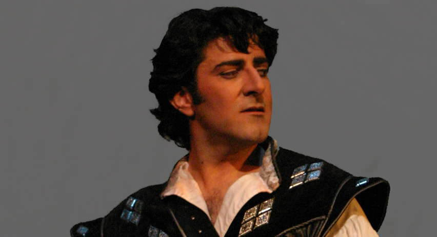 Yiannoudes as Don Giovanni